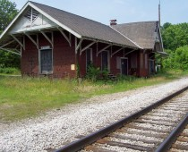 Do you know when the antiquated Smithfield railroad station will be demolished? Railroad station is rumored to be demolished in 2016.